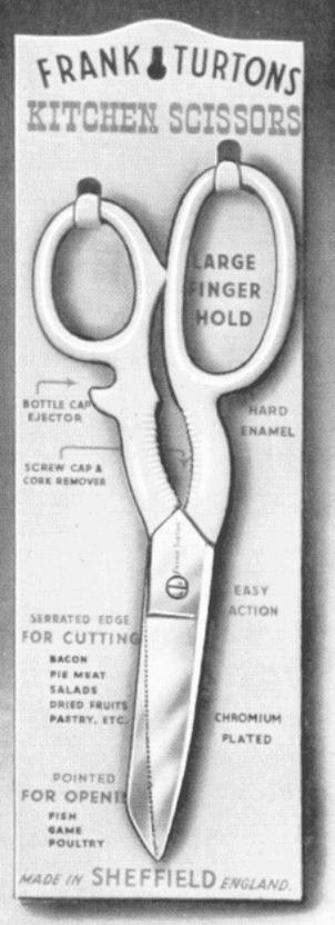 Turton Scissors features
