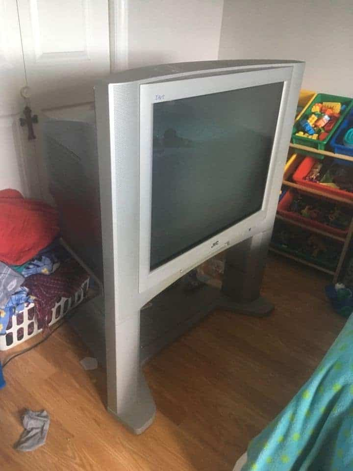 crt tv's last too long