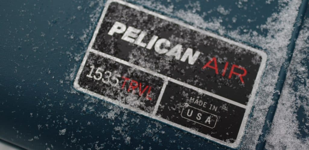 Pelican Air 1535 TRVL review