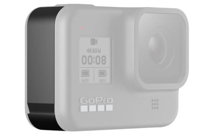 Gopro hero 8 black side door