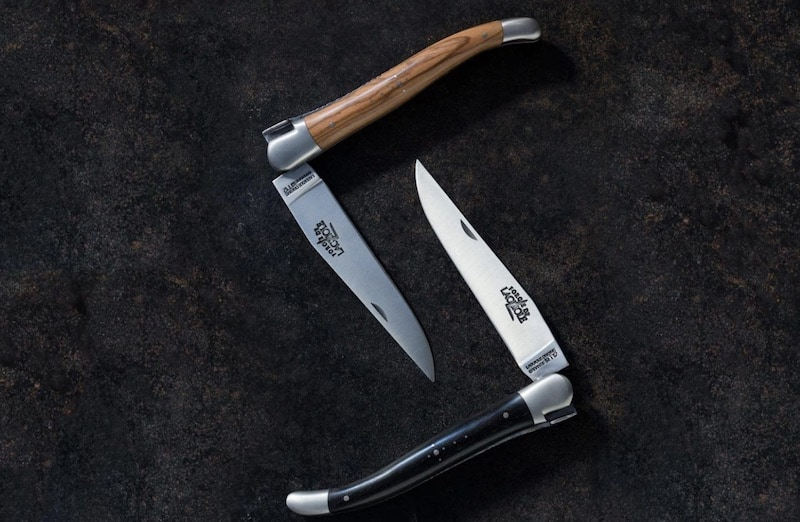 Most Iconic Knife: Laguiole